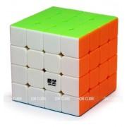 Cubo Mágico Profissional 4x4x4 Qiyi Qiyuan S Colorido V1