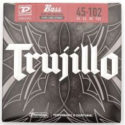 Encordoamento Dunlop Baixo 4c 045 Robert Trujillo Custom Medium Signature