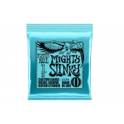 Encordoamento Ernie Ball Guitarra  8.5-40 Mighty Slinky 2228
