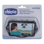 Espelho Retrovisor De Segurança Para Bebe Com Ventosa Chicco