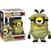 Funko Pop Minions Halloween - Mummy Stuart 967