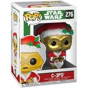 Funko Pop Star Wars Holiday C-3PO #276
