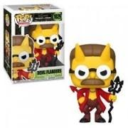 Funko The Simpsons Tree House of Horror Devil Flanders 1029