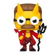 Funko The Simpsons Tree House of Horror Devil Flanders 1029
