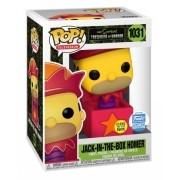 Funko The Simpsons Tree House Of Horror - Homer Jack 1031
