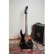 Guitarra Elétrica Grx 55b Bkn Preta Ibanez