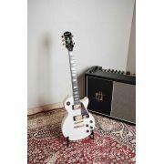Guitarra EpiPhone Les Paul Custom Pro Alpine White