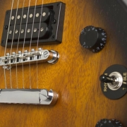 Guitarra EpiPhone Les Paul Special Ve Vintage Worn Sunburst