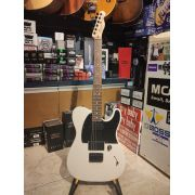 Guitarra Fender 037 1020 Squier Jim Root Tele 580 Flat White