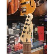 Guitarra Fender 037 1020 Squier Jim Root Tele 580 Flat White