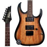 Guitarra Ibanez Grg 121 Ex Ngt Natural Gray Sunburst