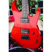 Guitarra Jackson Dinky 291 0110 Js11 552 Metallic Red