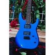 Guitarra Jackson JS12 291 0111 Dinky Metallic Blue