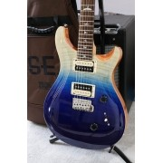 Guitarra PRS CU4 SE CUSTOM 24 Blue Fade