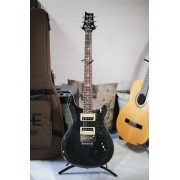 Guitarra Prs Cu4fl Se Floyd Rose Custom 24 - Grey Black