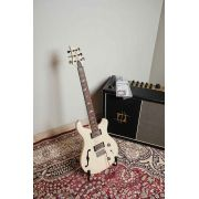 Guitarra Prs S2 Custom 22 Semi Hollow Antique White Usa