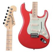 Guitarra Stratocaster Tagima T635 Metallic Red Regulada
