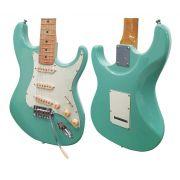 Guitarra Tagima T635 Classic Verde Pastel Regulada