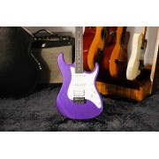 Guitarra Tagima Tg520 Woodstock Stratocaster Tg-520 Metallic Purple