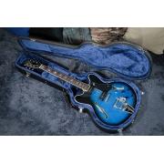 GUITARRA VOX BOBCAT BIGSBY - BC-V90B-BL - SAPHIRE BLUE