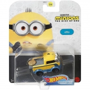 Hot Wheels Carrinhos dos Minions Mattel - Bob e Otto