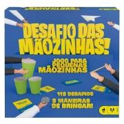 Jogo Desafio Das Mãozinhas Mattel GMJ47