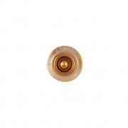 Kit 4 Knob Inclinado (BELL) Dourado Modelo Gibson - DOLPHIN