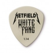 Kit 6 Palheta 1.14mm James Hetfield White Fang Dunlop 13094