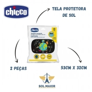 Kit Repelente Ultrassônico + Tela Protetora De Sol Chicco