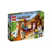 Lego 21167 Minecraft - O Posto Comercial 201 Peças