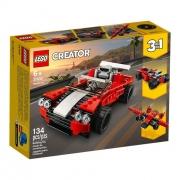 Lego 31100 Creator - Carro Esportivo 134 peças