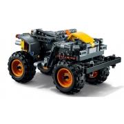 Lego 42119 Technic 2 Em 1 Monster Jam Max D 230 Peças