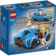 Lego 60285 City Carro Esportivo - 89 Peças