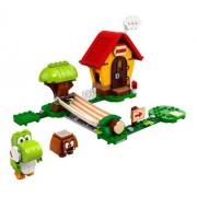Lego 71367 Super Mario - Expansão Casa De Mario E Yoshi