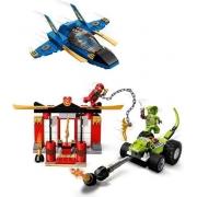 Lego 71703 Ninjago - Batalha Lutador Da Tempestade