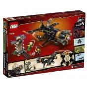 Lego 71736 - Ninjago Destruidor De Rochas 449 Peças