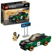 Lego 75884 Speed Champions - Ford Mustang Fastback 1968