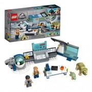 Lego 75939 - Laboratório Do Dr. Wu A Fuga Dos Dinossauros