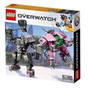 Lego 75973 Overwatch D.va E Reinhardt