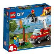 Lego City 60212 - Extinção De Fogo No Churrasco