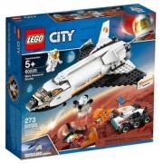 Lego City 60226 Onibus Espacial De Pesquisa Em Marte