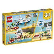 Lego Creator 31083 Aventuras No Cruzeiro 3 Em 1