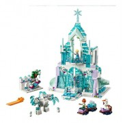 Lego Disney Frozen 2 Palácio De Gelo Mágico Da Elsa - 43172