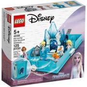 Lego Disney Frozen 43189 O Livro De Aventuras De Elsa E Nokk