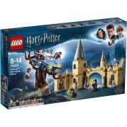 Lego Harry Potter 75953 O Salgueiro Lutador De Hogwarts + Nf