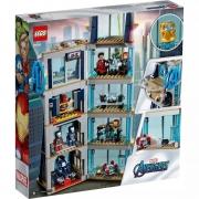 Lego Marvel 76166 - Combate Na Torre Dos Vingadores