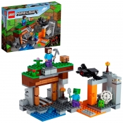 Lego Minecraft 21166 - A Mina Abandonada 248 Peças