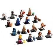 Lego Minifigures Harry Potter Serie 2 Completa 71028