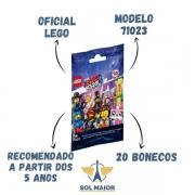 Lego Minifigures The Lego Movie 2: Coleção 71023 Completa