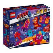 Lego Movie 2 Modelo Whatever Box Da Rainha Flaseria 70825